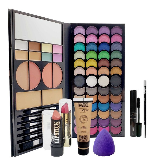 Set De Maquillaje Special Collection Combo De Alta Calidad Mas Regalos Super Oferta!!