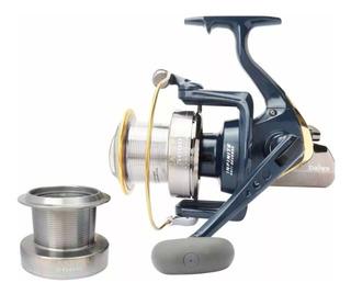 Molinete Daiwa Emcast Plus 5000 Molinetes - Pesca com