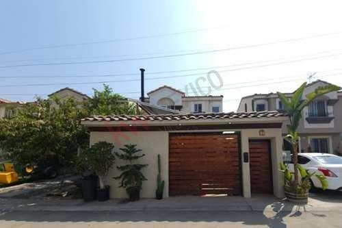 Imagen 1 de 25 de Hermosa Residencia Estilo Mediterraneo De 3 Recámaras En Residencial Montecarlo
