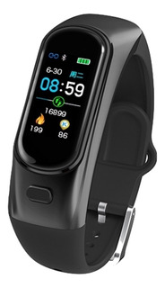 Reloj Smart Watch Ear Phone John L. Cook