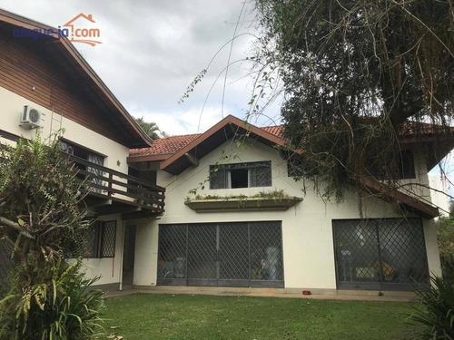 Chácara Com 5 Dormitórios, 2786 M² - Venda Por R$ 1.700.000 Ou Aluguel Por R$ 7.800/mês - Jardim Uirá - São José Dos Campos/sp - Ch0184