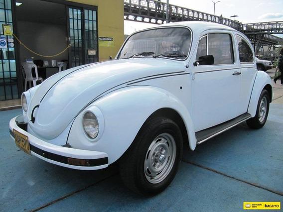Volkswagen Escarabajo 1302s 1600mt