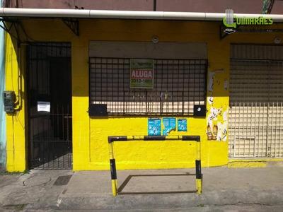 Ponto Comercial - Sala, Cozinha E W.c Social. - Pt0019