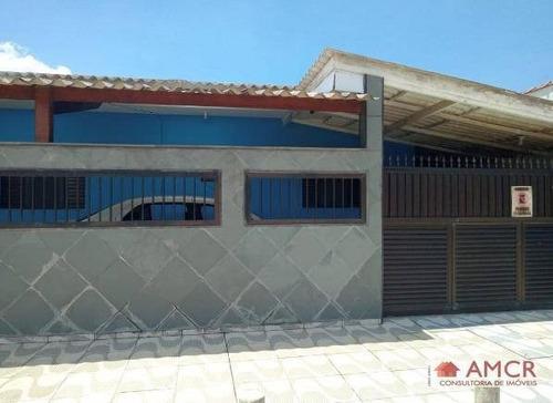Imagem 1 de 20 de Casa Com 3 Dormitórios À Venda, 110 M² Por R$ 387.000,00 - Jardim Rafael - Bertioga/sp - Ca0154