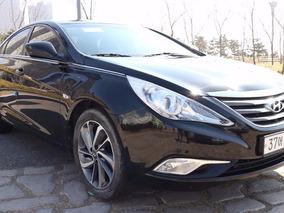 Hyundai Sonata Y20 2014 Negro