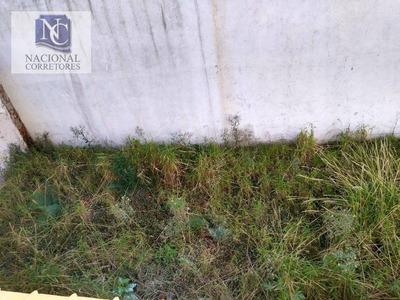 Terreno À Venda, 135 M² Por R$ 320.000 - Parque Novo Oratório - Santo André/sp - Te0923