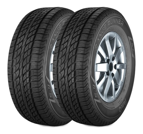 Kit X2 215/80 R16 Fate Range Runner A/t S4 215 80 16 Rr Fs6