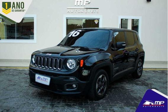 Jeep Renegade Sport 1.8 Aut.