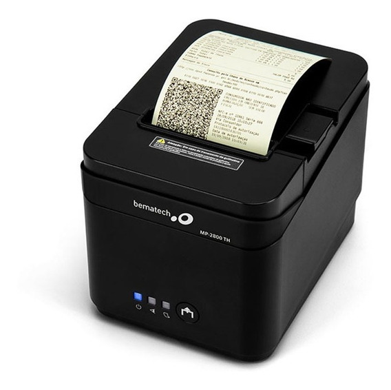 Impressora De Cupom Bematech Mp-2800 Th Usb Guilhotina Eth