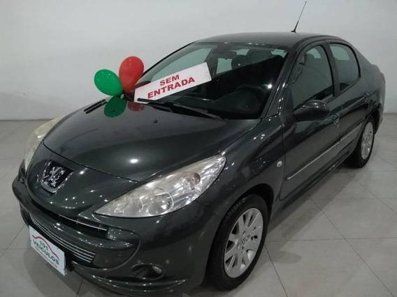 207 Sedan Passion Xs 1.6 16v (flex) (aut) 1.6