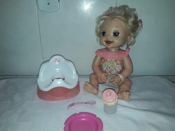 Boneca Baby Alive Troninho - Ler Descrição