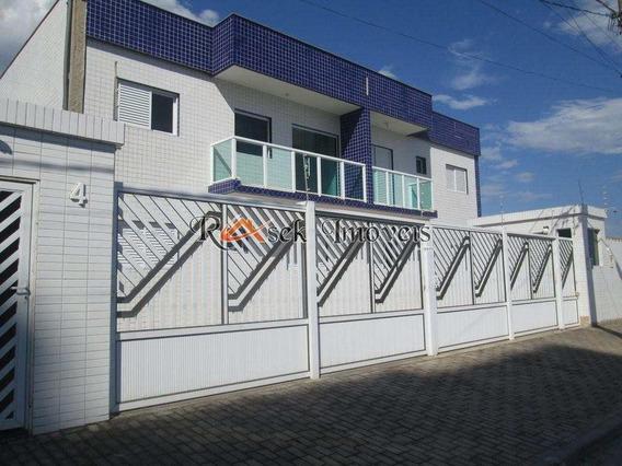 Apartamento Com 2 Dorms, Centro, Itanhaém - R$ 280.000,00, 65m² - Codigo: 3 - V3