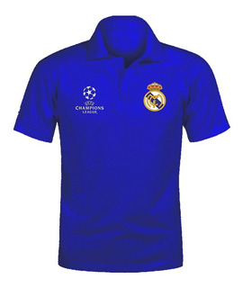 Camiseta Camisa Polo Real Madrid Fc Time Futebol Cr7 Ronald
