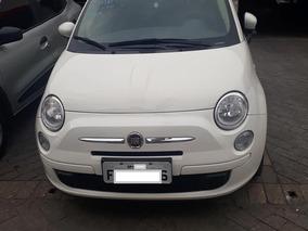 Fiat 500 1.4 Cult Flex 3p 2014 Top Linha Novo