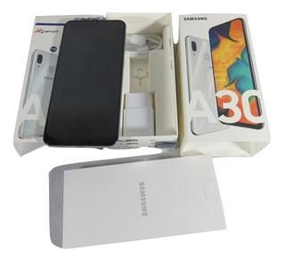 Samsung Galaxy A30 32gb 3gb Ram Nuevo Blanco