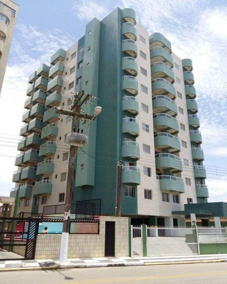 Excelente Apartamento Frente Para Praia! Amplo! - 6599 - 67769452