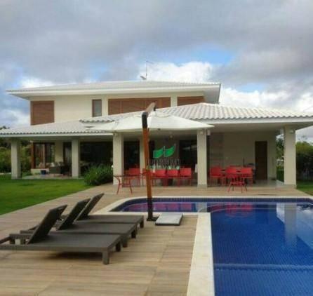 Imagem 1 de 30 de Casa Com 5 Dormitórios À Venda, 500 M² Por R$ 1.990.000,00 - Barra Do Jacuípe (monte Gordo) - Camaçari/ba - Ca2721