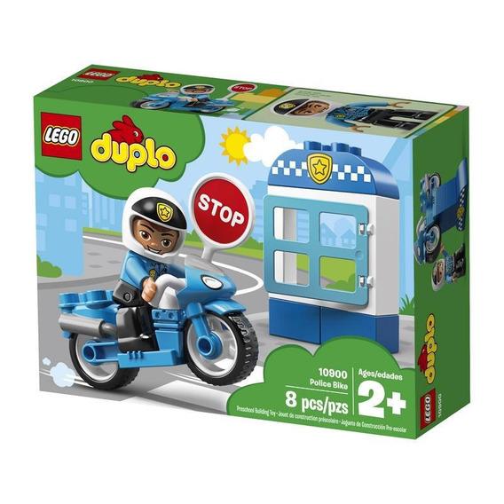 Lego 10900 Moto De Policía