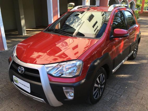 Toyota Etios Cross 1.5 16v Flex 4p Automático