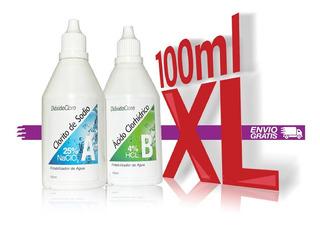 Kit X L - Dióxido Cloro, Potabilizador De Agua.