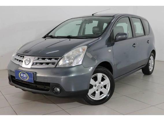 Nissan Livina 1.8sl