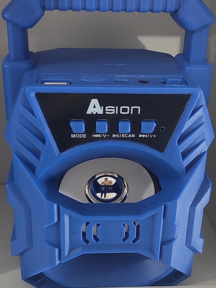 Caixa De Som Bluetooth A1-51c Avision