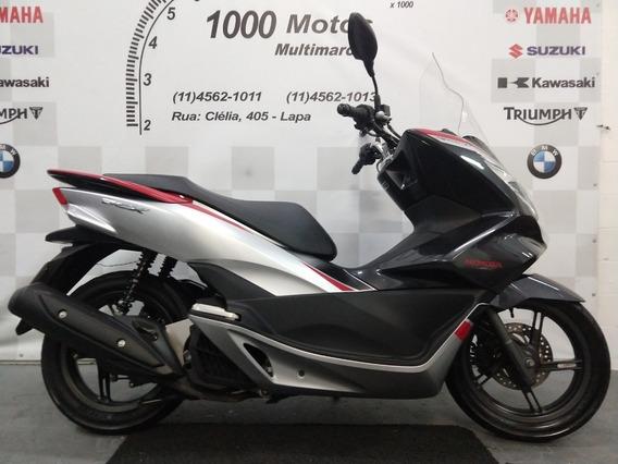 Honda Pcx 150 Sport 2018 Novinha Aceito Moto