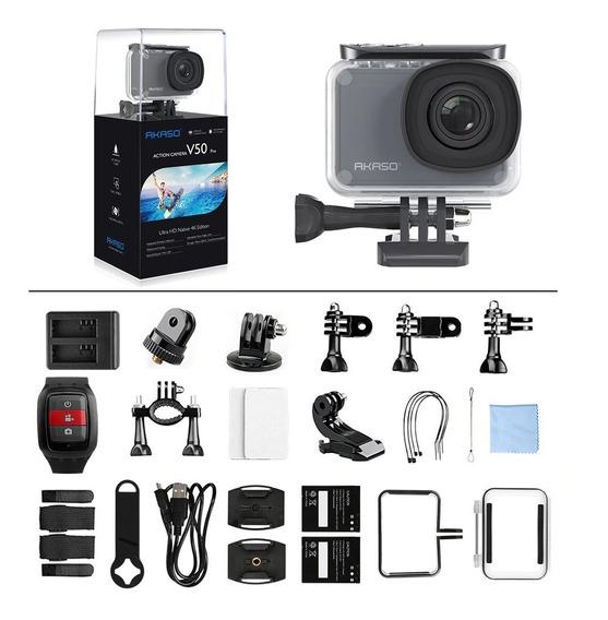 Camera De Acao Akaso V50 Pro 4k