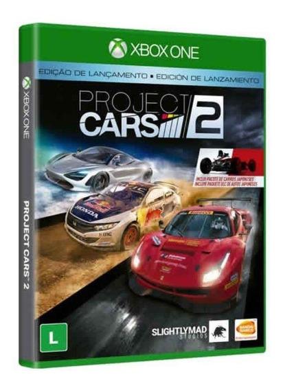 Project Cars 2 Edição De Lançamento Mídia Física Xbox One
