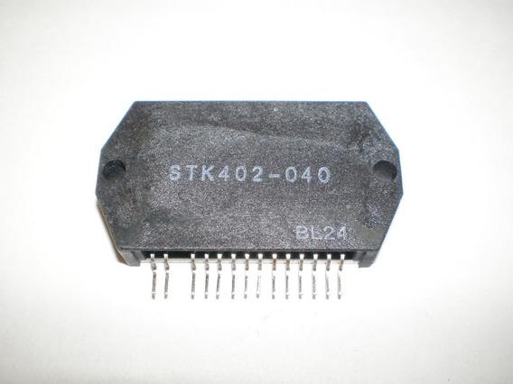 Stk402-040 Stk402040 Amplificador De Audio Salida Original
