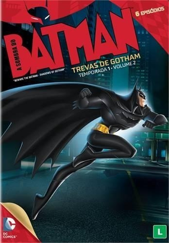 A Sombra Do Batman 1ª Temporada Vol.2 - Dvd