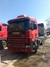 Scania 124 G420 6x4 Ano 2003