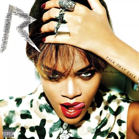 Lp Rihanna Talk That Talk 180g Pronta Entrega