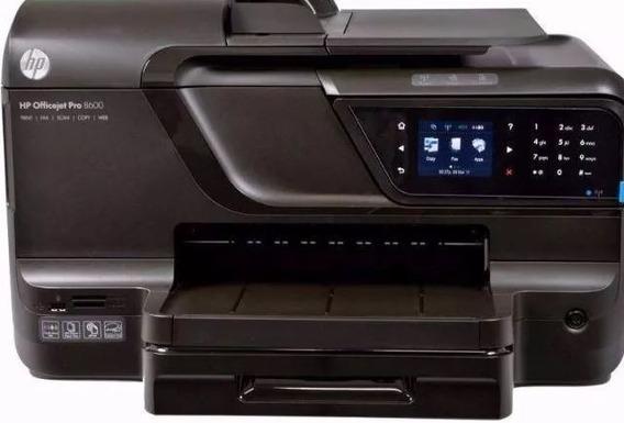 Impressora Hp Pro8600 Seminova