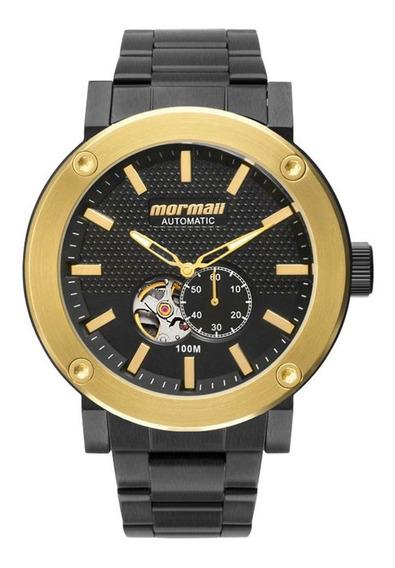Relógio Mormaii Masculino Automático Mo82s0ab/5p