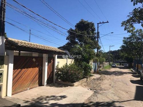 Imagem 1 de 14 de Casa Com 2 Quartos, 65 M² Por R$ 320.000 - Várzea Das Moças - São Gonçalo/rj - Ca15118