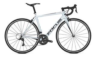 Bicicleta Ruta Focus Izalco Race Sora Blanco 18g