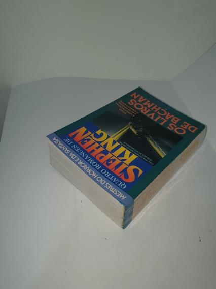 Os Livros De Bachman - Frete Grátis