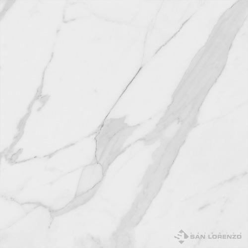 Porcellanato Calacata Bianco 57,7x57,7 Rect Pul San Lorenzo