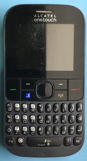 Celular Alcatel One Touch 3075 Claro - Sem Fonte E Bateria
