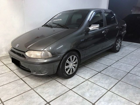 Fiat Siena 1.6 Mpi Elx 8v 2000