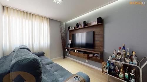 Imagem 1 de 17 de Apartamento - Ref: 9704