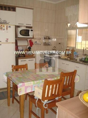 Imagem 1 de 18 de Casa Residencial À Venda, Vila Monte Alegre, Ribeirão Preto - Ca0046. - Ca0046