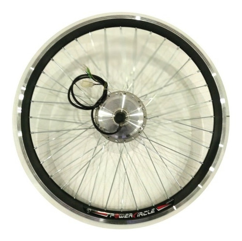 Bicicleta Electrica Kit P/ Instalar En Tu Bici C/ Motor 350w
