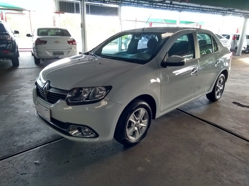 Renault Logan 1.6 Expression Hi-power Easy-r 4p 2016