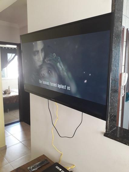 Vendo Uma Tv Panasonic Led Fs 600 40 Fhd C/cd + Int