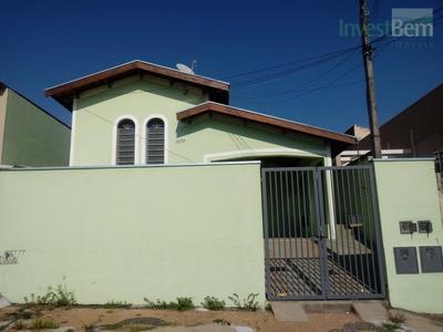 Casa 3 Dormitórios Jd. Pinheiros - Ca0504