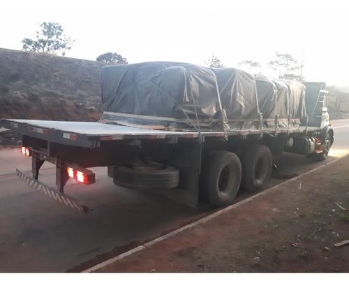 Mb 1316 Ano 84 Truck Carroceria