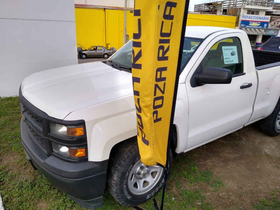 Chevrolet Silverado 2015 2p Ls Cab Reg G