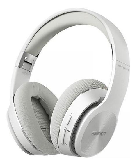 Fone de ouvido sem fio Edifier W820BT branco
